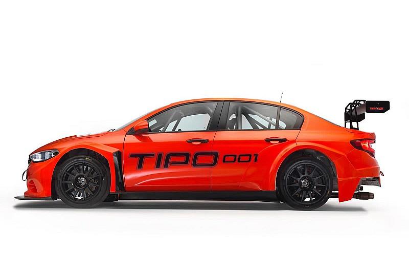 Ecco finalmente le forme della Fiat Tipo TCR di Tecnodom Sport