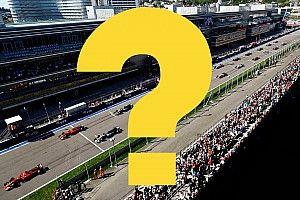 Всего год назад. Вспомните ли вы прошлый Гран При России?