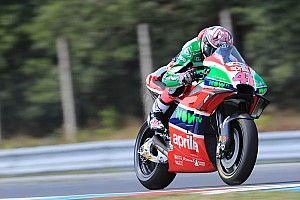 Aprilia: Espargaro manca l'ingresso in Q2 a causa dello spegnimento improvviso della sua RS-GP!