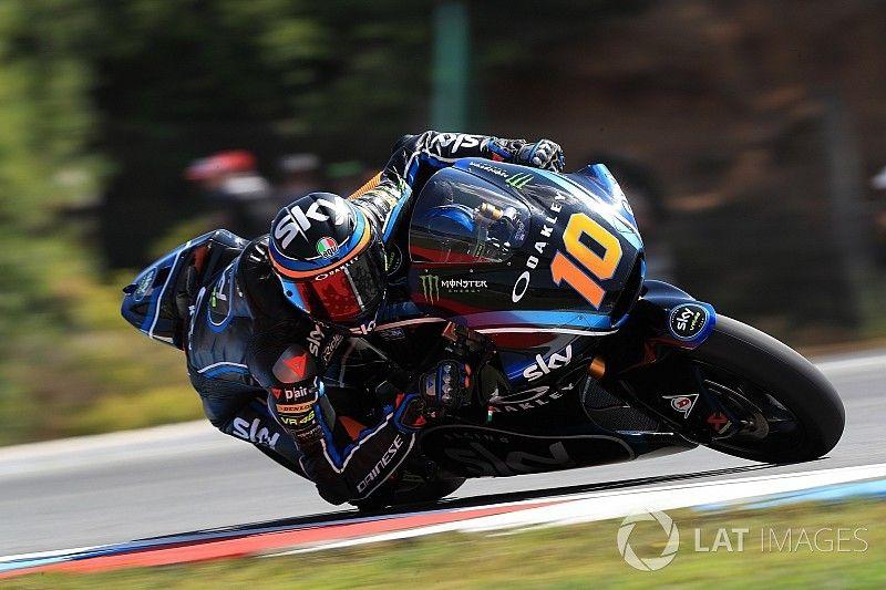 Moto2 Brno: Eerste pole-positie voor Marini