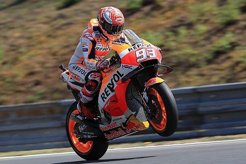 """Márquez cree que Yamaha está gestionado """"a su manera"""" el 'caso Forcada'"""