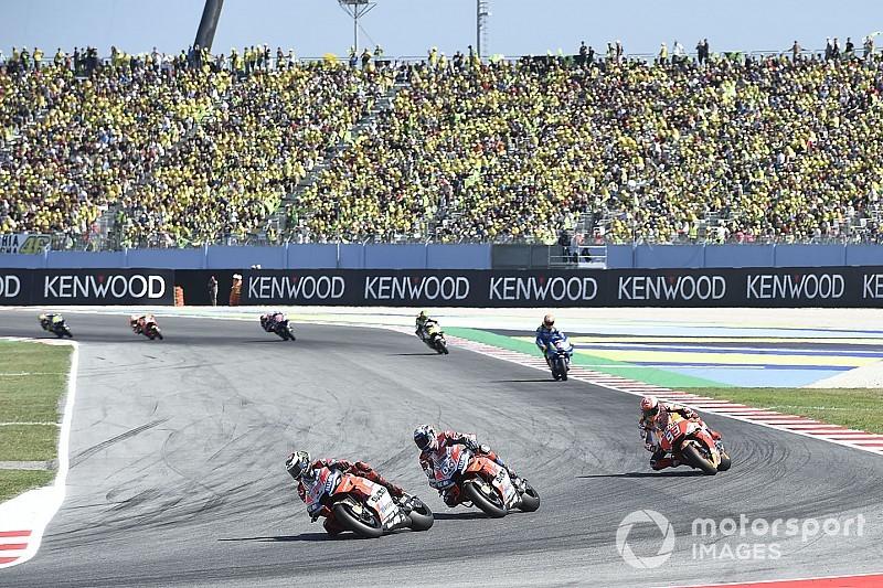MotoGP: ecco gli orari TV di RSI, DAZN e Canal+ del weekend del GP di Misano