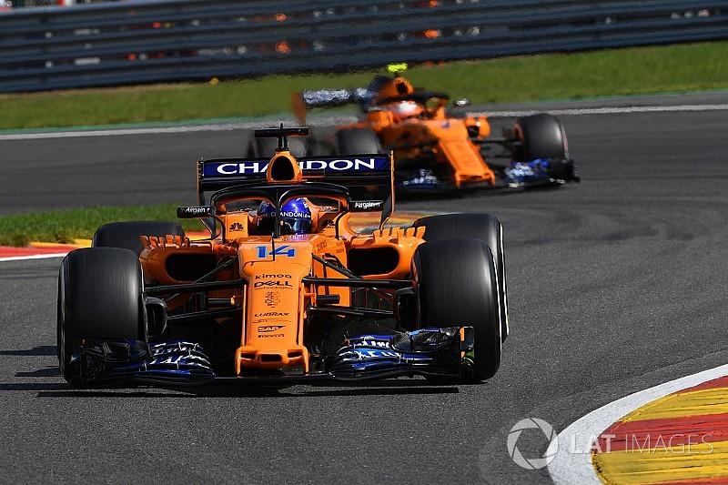 Alonso cree que Monza evidenciará las debilidades de McLaren