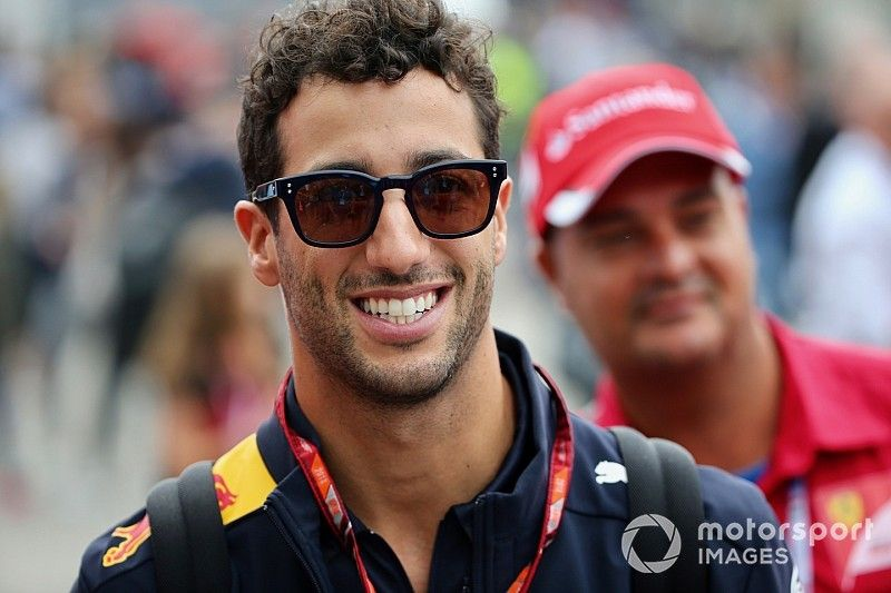 """Renault: Ricciardo est un """"moyen d'accélérer"""" notre projet F1"""