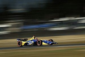 Rossi recalls anxiety, then relief on first trying 2018 IndyCar
