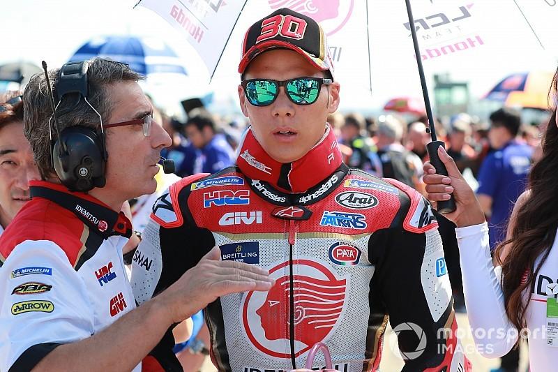 Offiziell: Takaaki Nakagami fährt auch 2019 für LCR-Honda in der MotoGP