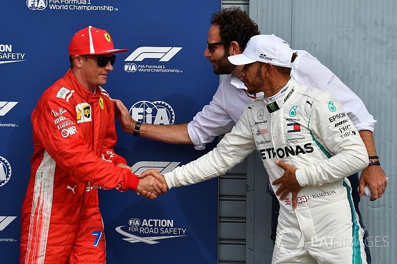 Hamilton cree que la F1 debe tener más clasificaciones como la de Monza