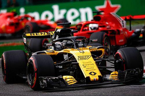 """Myślenie o walce Renault z czołową trójką w 2019 jest """"niedorzeczne"""""""