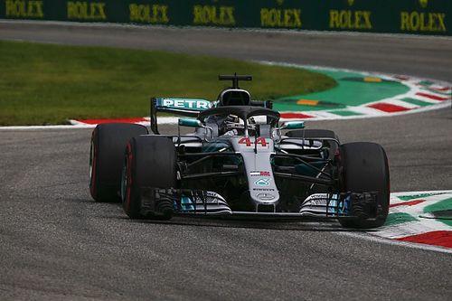 """Hamilton: """"Speravo di complicare la vita alle Ferrari, ma è stata una qualifica stupenda!"""""""
