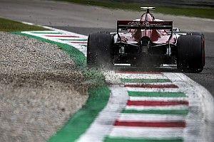 Fotogallery: l'Alfa Romeo Sauber nel Gran Premio d'Italia