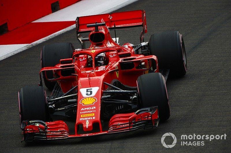 """Vettel blijft optimistisch: """"We hebben nog altijd een goede kans"""""""
