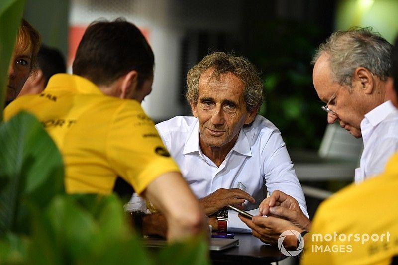 """Prost : """"Ricciardo va faire passer Renault dans une autre dimension"""""""