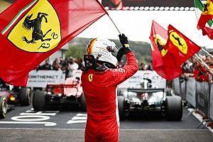 """Vettel escribe a Ferrari: """"Comuniquémonos mejor; yo daré el máximo en 2019"""""""