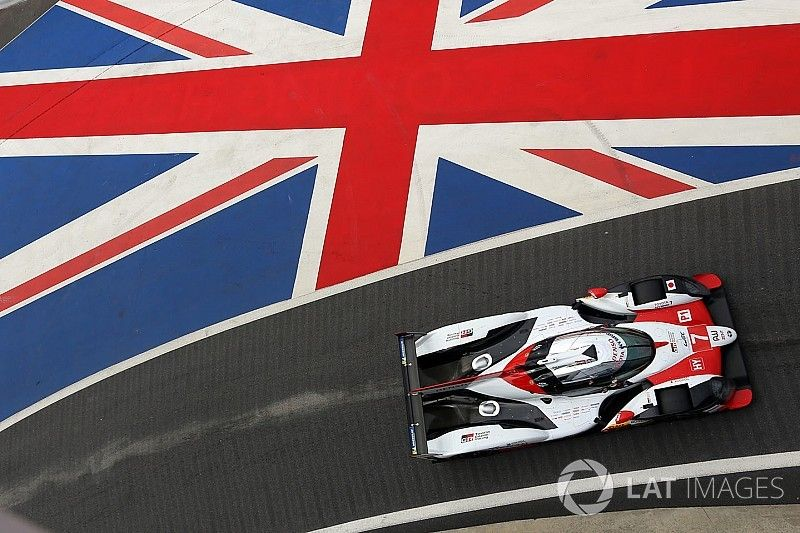 López logró el mejor tiempo en la segunda práctica en Silverstone