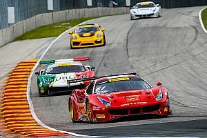 La Ferrari trionfa nel campionato Sprint-X della serie americana PWC grazie a Molina e Vilander