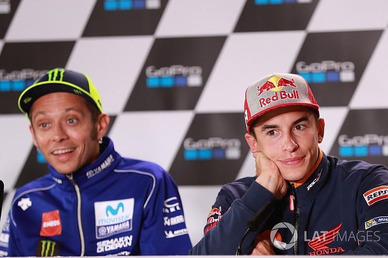 """Márquez : 59 points d'avance, """"il est clair que c'est plus facile"""""""