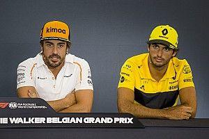 El primer consejo de Alonso a Sainz sobre McLaren