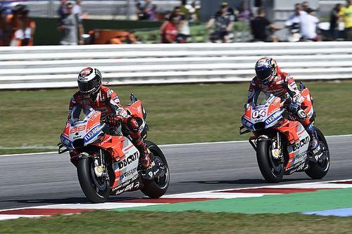 "Dovizioso: Lorenzo has been a ""strange"" teammate"