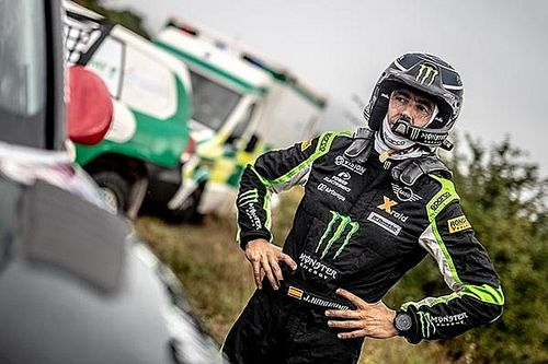 Nani Roma y Alex Haro ultiman la preparación para el Dakar en Portugal