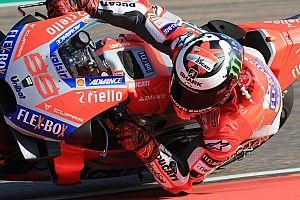 Lorenzo diz não ter certeza se pode correr na Tailândia