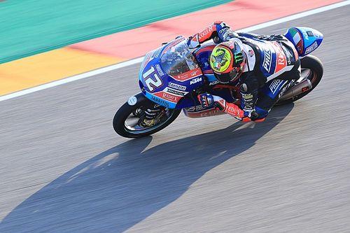 Moto3 Aragon: Bezzecchi snelste in warm-up, veel gridstraffen na kwalificatie