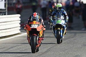Положение в зачете MotoGP после Гран При Сан-Марино