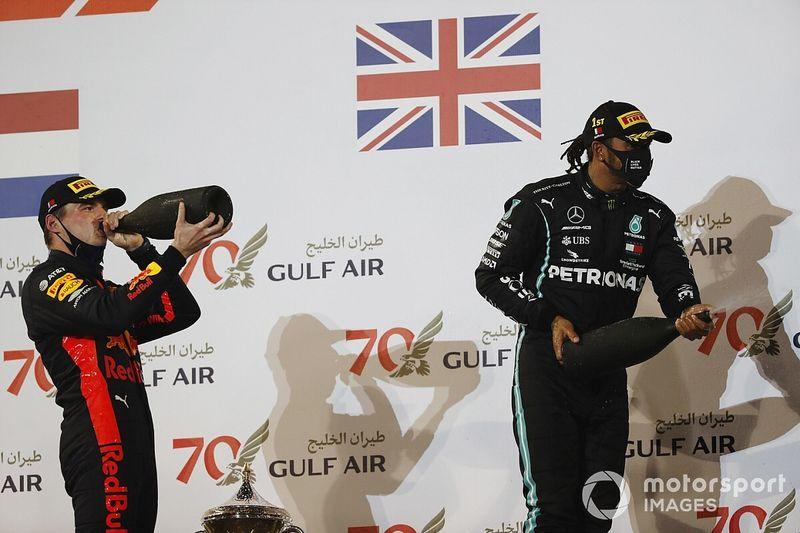 Liveblog - Beste score Hamilton in F1 Power Rankings GP Bahrein