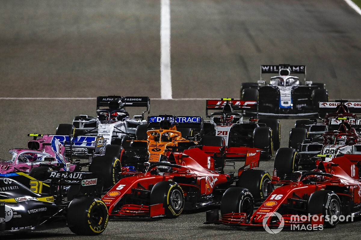 F1: Ferrari duo cleared the air after Vettel's radio rant