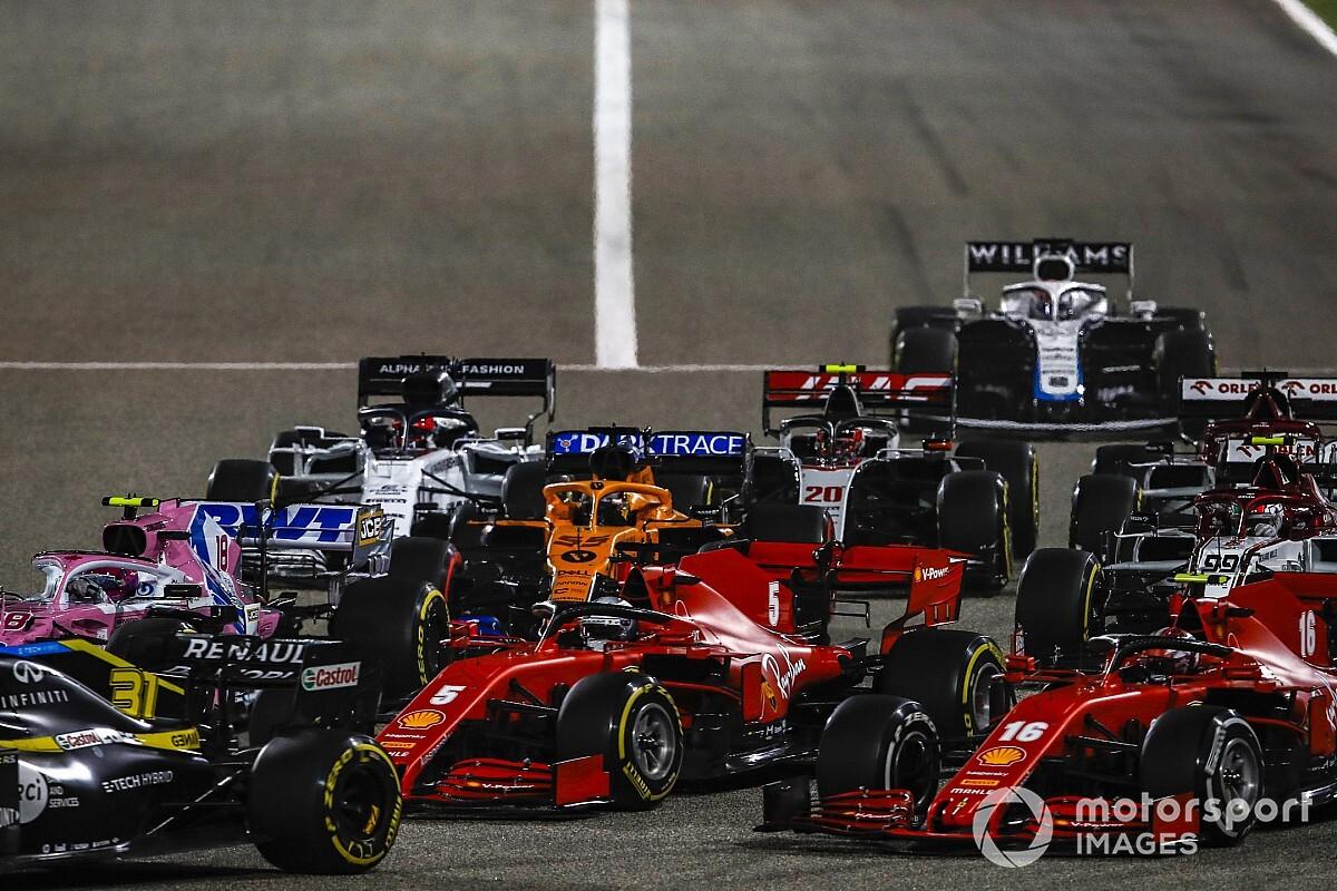 """Diluição de vitórias, tradição e """"corridas chatas"""": F1 se mostra favorável às corridas sprint, mas com ressalvas"""