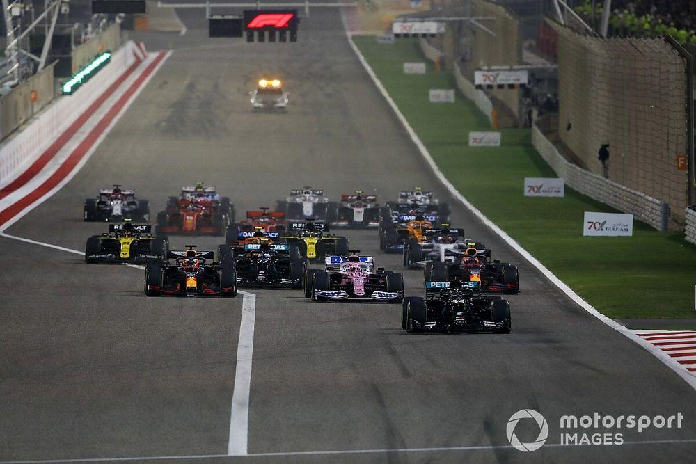 F1 announces new race start times for 2021 season