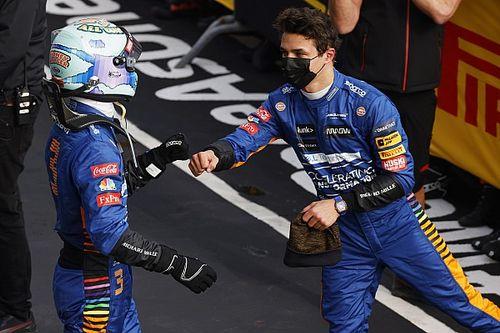 Gagal Imbangi Norris, Ricciardo Akui Keunggulan Rekan Setim