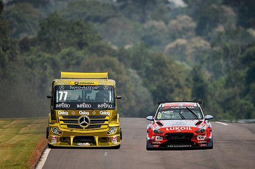 Copa Truck e TCR South America se unem para grande encontro em Goiânia