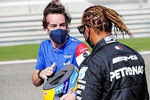 """Alonso: """"Je suis meilleur"""" qu'Hamilton, Verstappen et Vettel"""