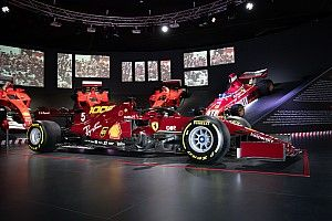Replika Ferrari SF1000 Edisi Spesial Siap Dilelang