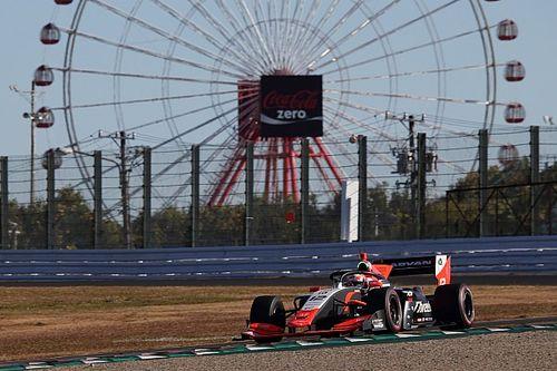 鈴鹿初走行のカルデロン「F1ドライバーたちが鈴鹿を絶賛する理由が分かった!」