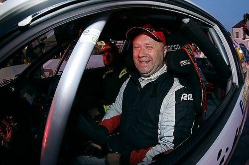 Nowa załoga Subaru Historic Rally Team