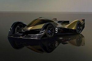 Lotus toont futuristische endurance racer E-R9
