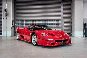 Galerij: Vettel doet exclusieve collectie supercars in de verkoop
