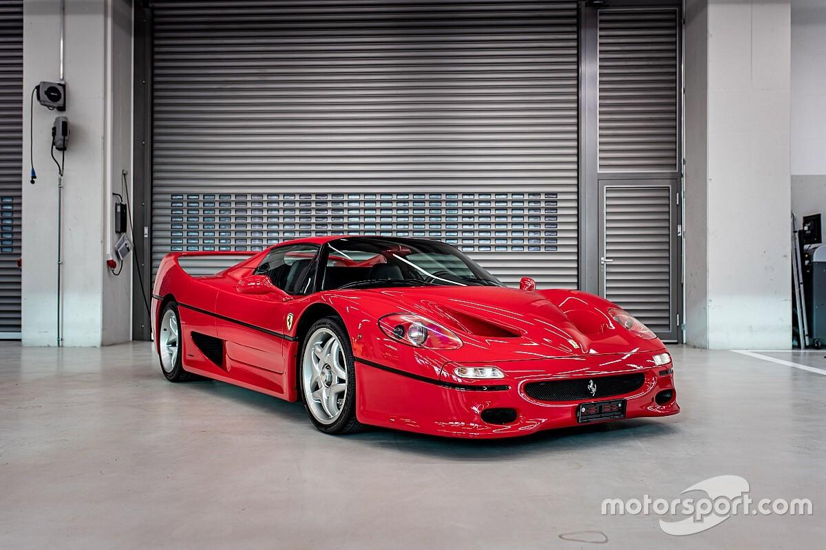 Gallery: Vettel doet exclusieve collectie supercars in de verkoop - Motorsport.com Nederlands