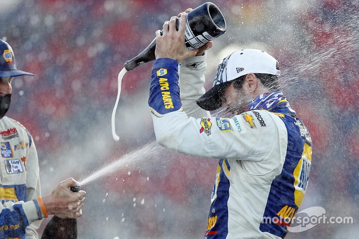 Elliott: Jadwal Baru NASCAR Tidak Untungkan Saya