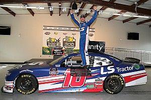 Jeb Burton wins rain-shortened Xfinity race at Talladega