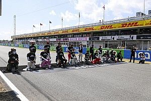 F1 drivers free to take a knee on 2021 race grids