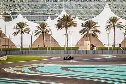 Alonso, Abu Dhabi'de Renault ile 190 tur tamamladı