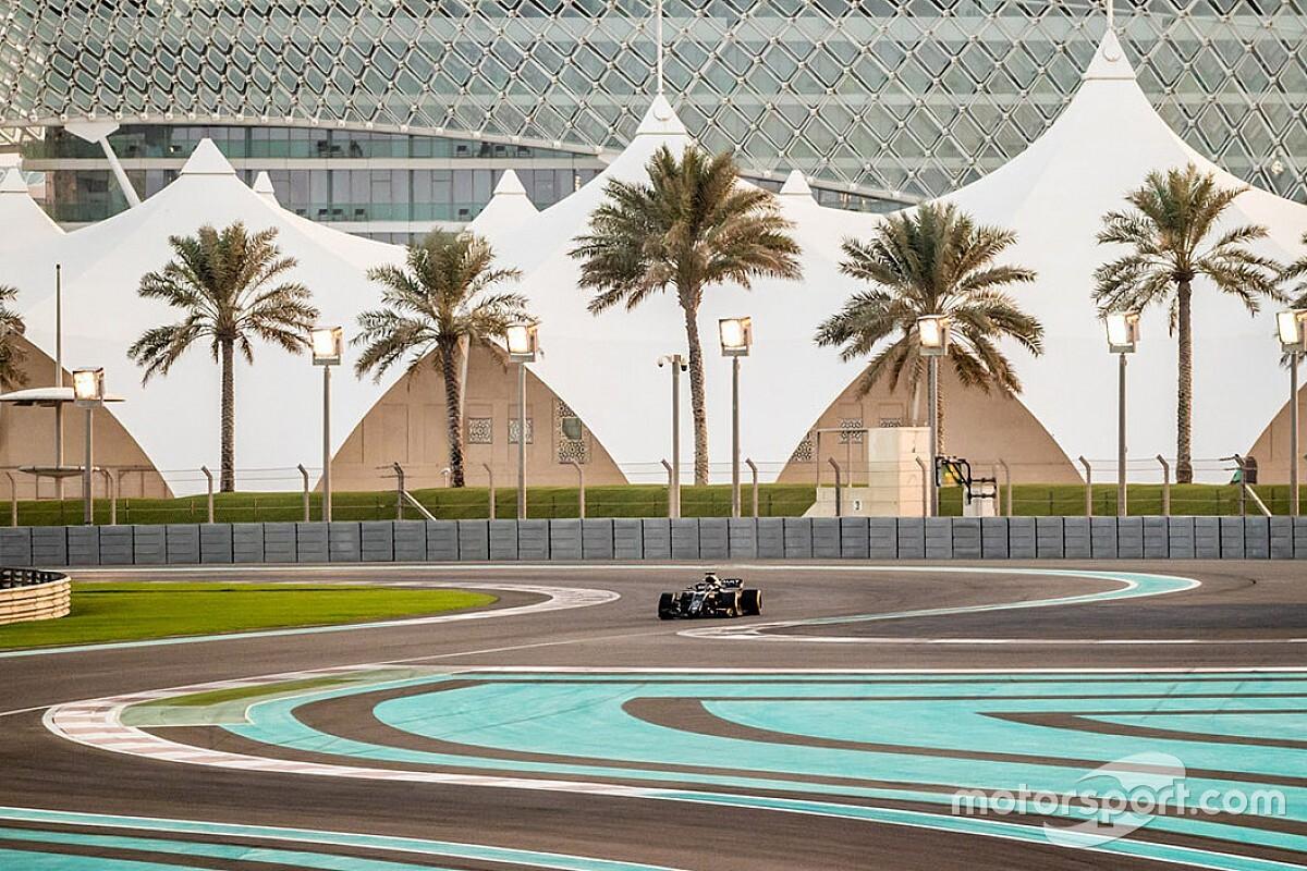 """""""Aqui é trabalho"""": Alonso faz mais de 1000 km de testes em Abu Dhabi com Renault e segue se preparando para a F1 2021"""