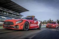 Mercedes Ganti Warna Safety Car dan Mobil Medis F1 2021