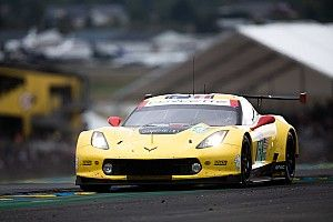 Corvette joins 62-car Le Mans 24 Hours entry list