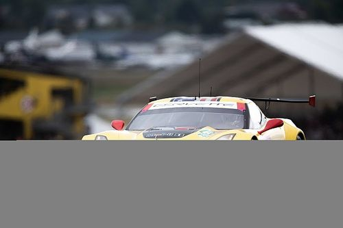 Corvette joins 62-car Le Mans 24 Hours entry list