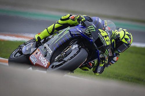 """Rossi: """"Felicité a Mir porque ganar el segundo año no lo hace mucha gente"""""""