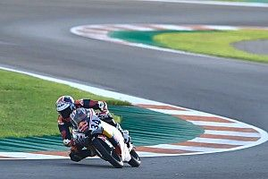 Race 2 Rookies Cup Valencia 2: Mario Aji Gagal Finis