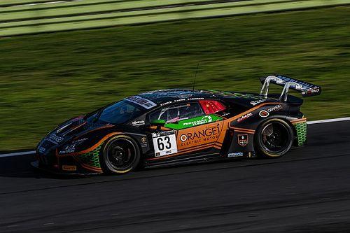 Lamborghini in Pole Position per la 6h di Roma
